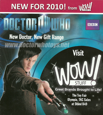 Wow Stuff Promo from Toy Fair 2010