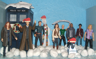 Xmas with The Doctor