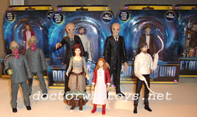 Doctor Who Toys at Xmas in July